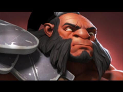 Dota 2 Hero Spotlight - Axe