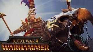 Total War: Warhammer - Подробнее о боевой системе (Превью)
