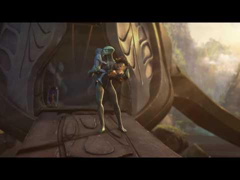 Worlds Apart- Award Winning animation by Michael Zachary Huber. [HD]