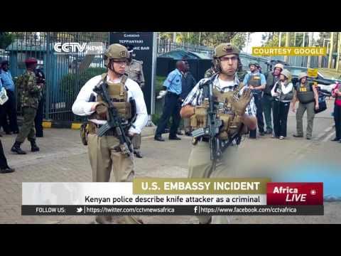 U.S. embassy in Nairobi remains shut amid investigation