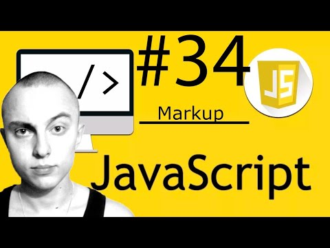 🔴Learn JavaScript From Scratch To Senior For Beginners//#34 Markup //Web Development