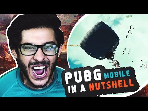 PUBG MOBILE IN NUTSHELL | FUNNIEST PUBG MOMENTS
