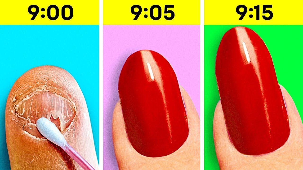 Helpful Beauty Hacks that are actually useful