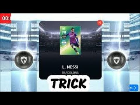 How To Get Black Ball In POTW : Worldwide Apr 4 '19    Trick   Got MESSI #Pes2019
