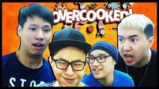 上菜了!w/Dennis Lim /Songsen /Zadpumpkin (Overcooked)搞笑精華