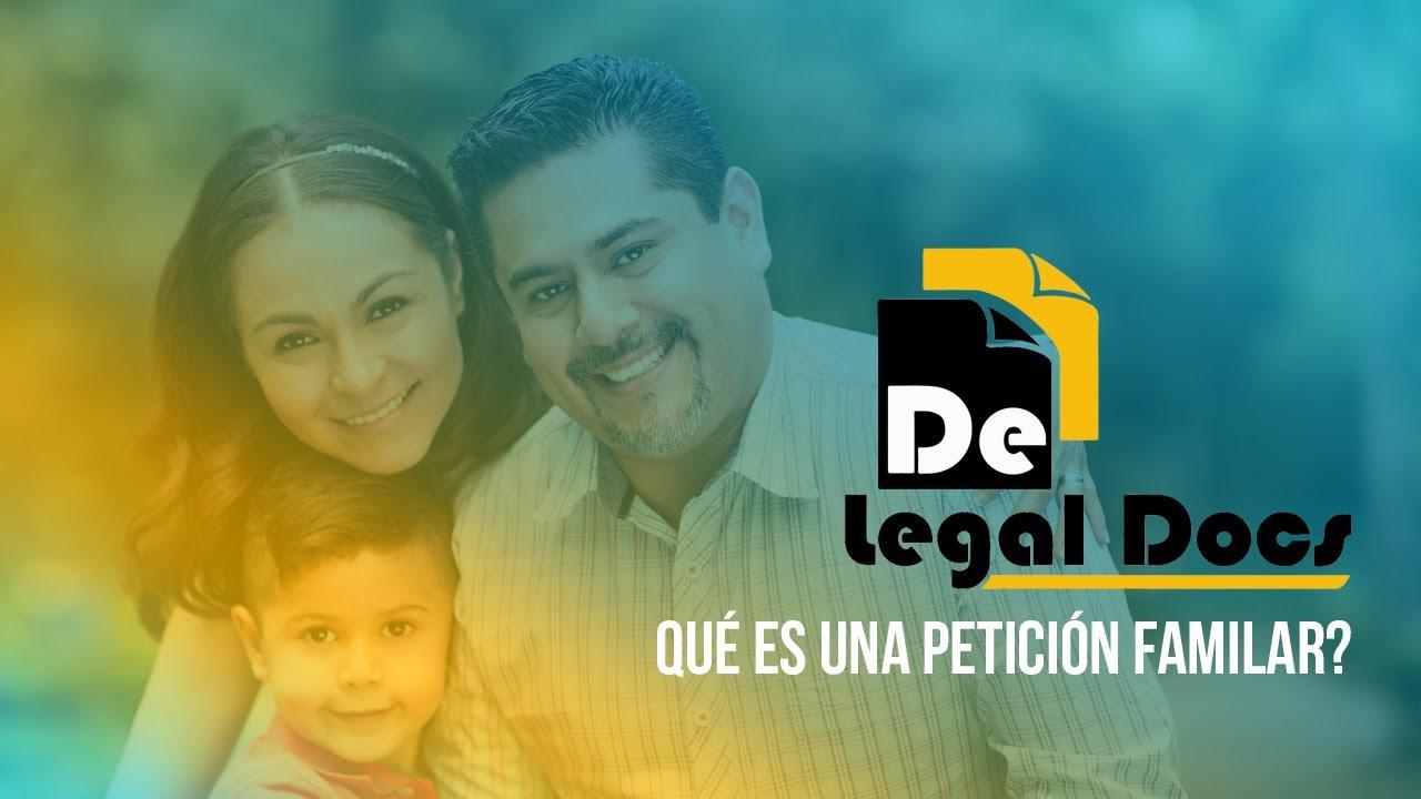 Petición Familiar