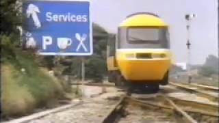 Selection of ITV advertisements 1980s British Rail KitKat TSB Argos