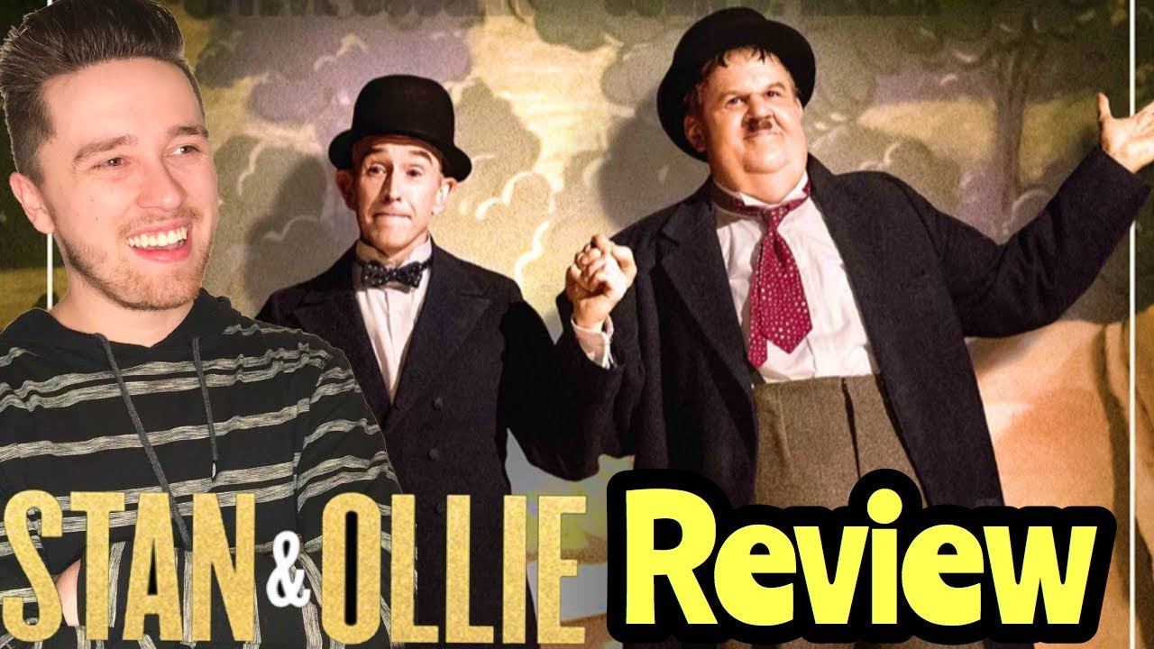 Stan & Ollie Is a Love Letter to Old Hollywood | Movie Review ( laurel and hardy movie )