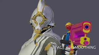 Stages of Excalibur Prime