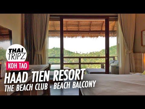 Beach Club By Haad Tien - Koh Tao, Thailand