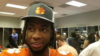 TigerNet.com - Mike Williams post Fiesta Bowl