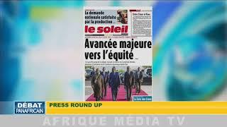 DÉBAT PANAFRICAIN DU 02 06   2019
