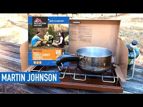 Mountain House Turkey Dinner Casserole Review - Emergency Food Supply