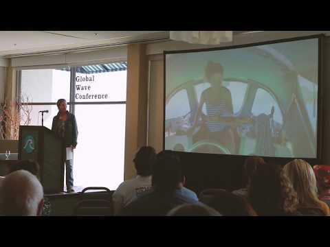 Liz Clark  Global Wave Conference Keynote Speech