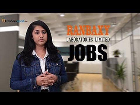 RANBAXY LABORATORIES LTD - Recruitment Notification 2017– Jobs,Openings,Exam dates & results