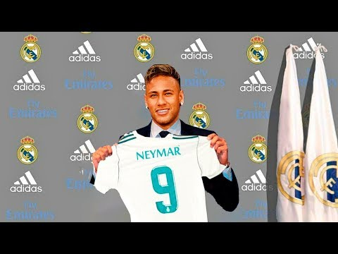 Neymar Welcome to Real Madrid? Confirmed & Rumours Summer Transfers 2018  HD