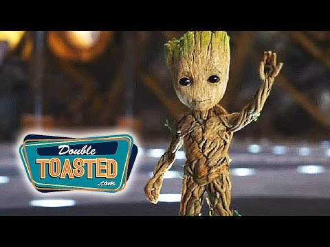 GUARDIANS OF THE GALAXY VOL 2 MOVIE REVIEW - Double Toasted Review
