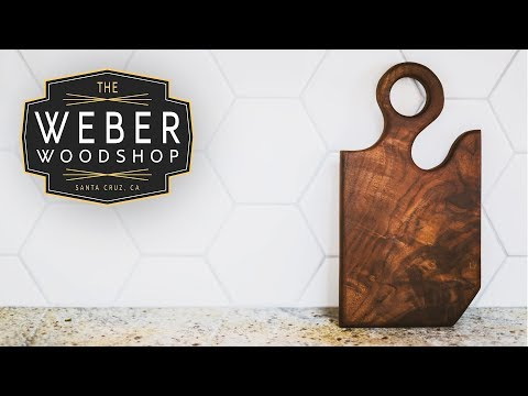 Build: Cutting Boards