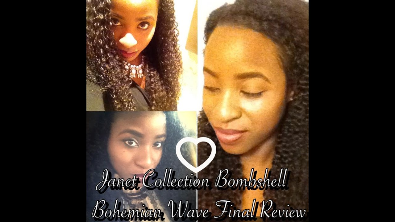 Janet Collection Bombs Bohemian Wave Final Review - YouTube