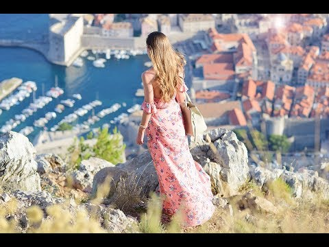 Croatia and Montenegro Travel Vlog