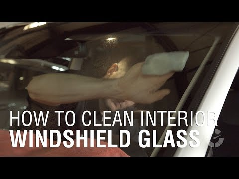 How To Clean Interior Glass | Autoblog Details
