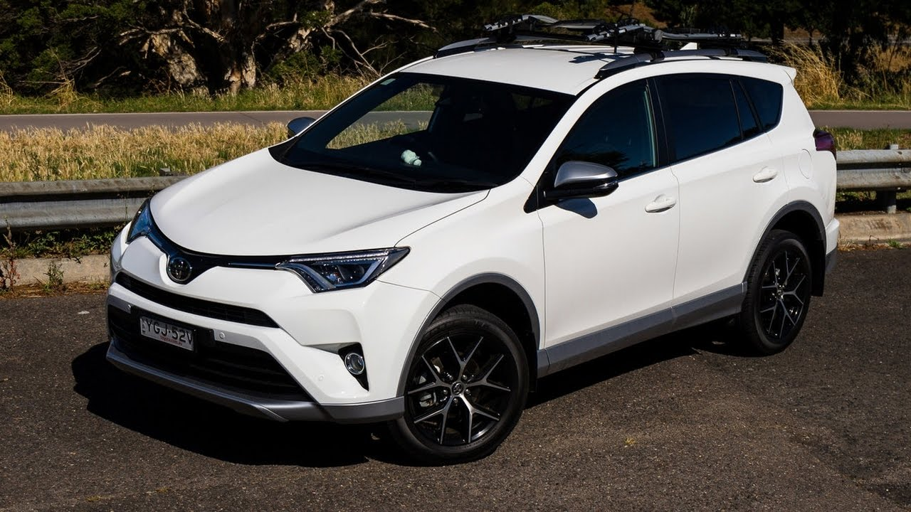 2017 Toyota RAV4 GXL Review