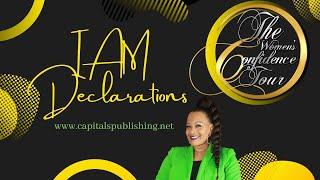 I Am Declarations... #confidencemediation #lawofattractionlove #selfloveaffirmations