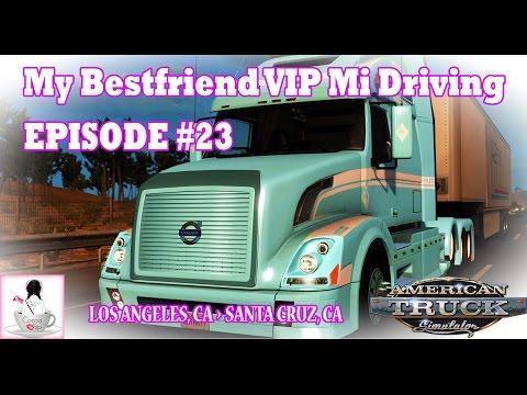 American Truck Simulator Mi Driving with CocoaSip Episode 23