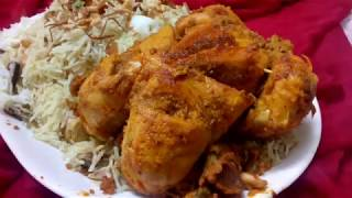 SLOW COOKED WHOLE CHICKEN ROAST || NO OVEN RECIPE by kitchen counter