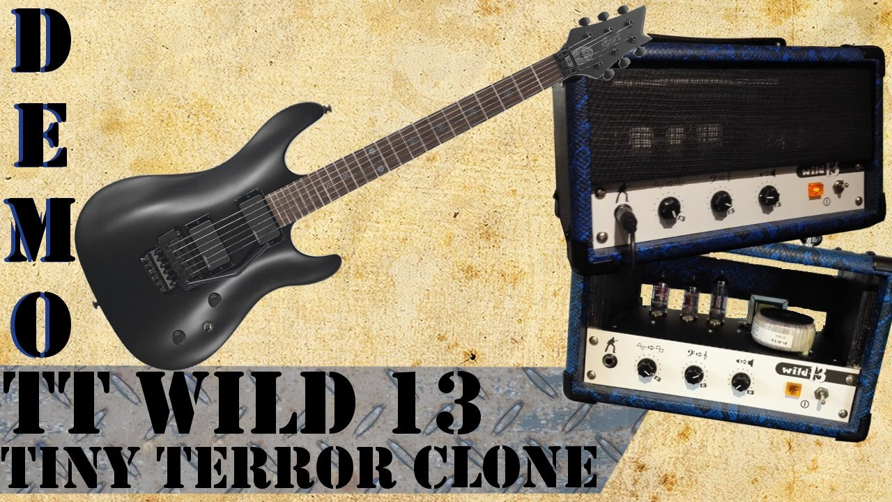 build your own tube amp tiny terror copy by episode 5 soundcheck youtube. Black Bedroom Furniture Sets. Home Design Ideas