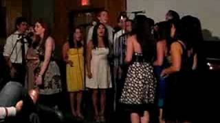 Bostonians of Boston College - Who Knew by Pink (Acapella)