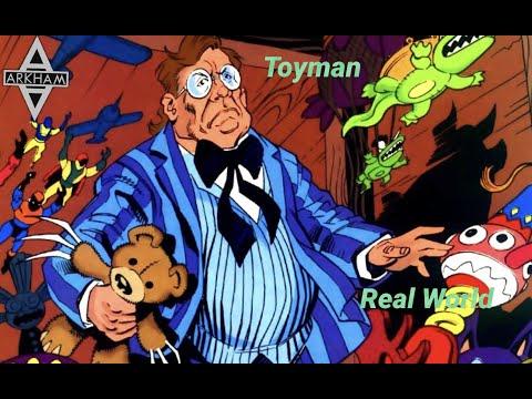 Toyman Tribute