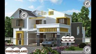 Indian House Design By 99HOMEPLANS COM [ Esp: M034 ]
