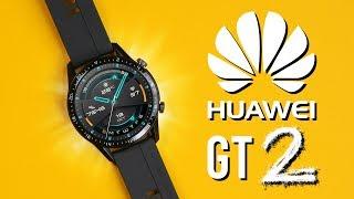 معاينة ساعة هواوي جي تي 2 الذكية
