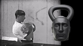 Vladimir Putin is lifting kettlebells | Kettlebell Sport | Long Cycle