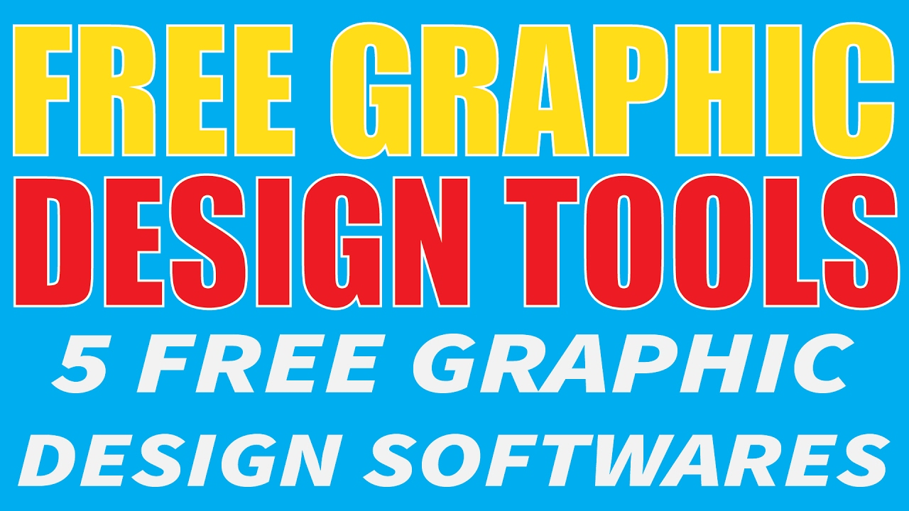 best free graphic design software