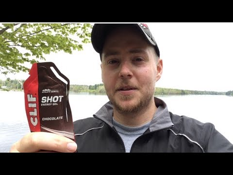 Clif Shot Product Review | 17.5 Mile Training Run