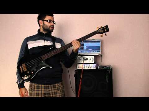 Warwick Streamer Stage I Bass 1990 review HD