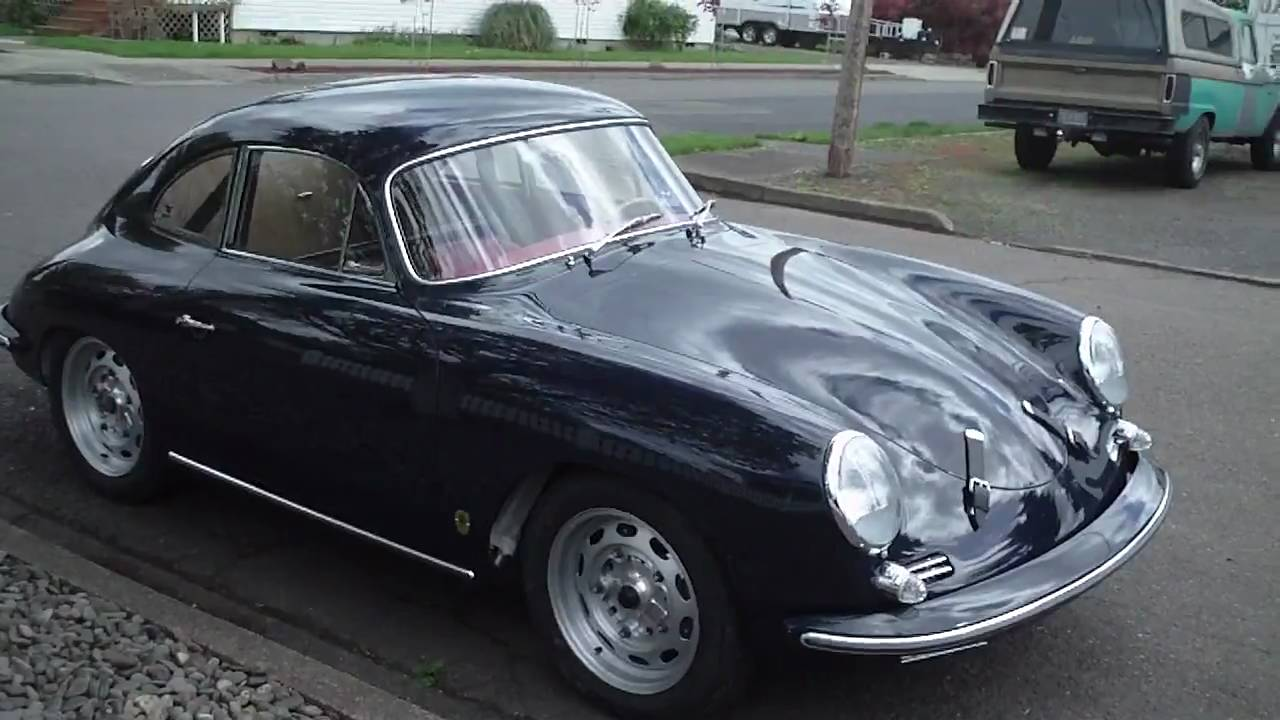 1960 porsche 356 coupe emory outlaw youtube. Black Bedroom Furniture Sets. Home Design Ideas