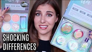 Physicians Formula Butter Collection Comparison (Shocking Differences!) | Bailey B.