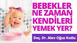 Bebekler Ne Zaman Kendileri Yemek Yer? Bebeğin Yabancı Cisim Yuttuğu Nasıl Anlaşılır?
