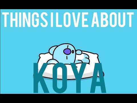 Things I love about KOYA