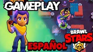 ⭐BRAWL STARS⭐ Gameplay ESPAÑOL 2019