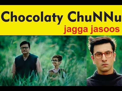 Choclaty chunnu / Jagga Jasoos movie song/ Specially for kids