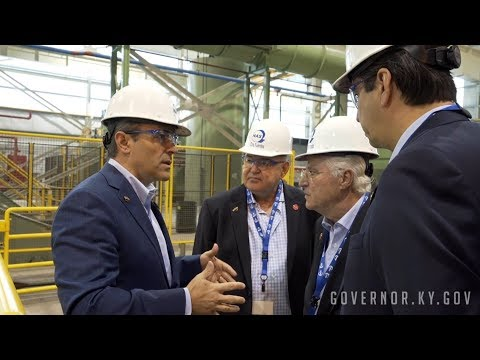 North American Stainless Expansion Inauguration 2017