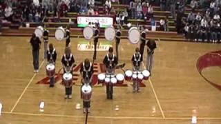 Dawson County High School - Drumline 2008-2009