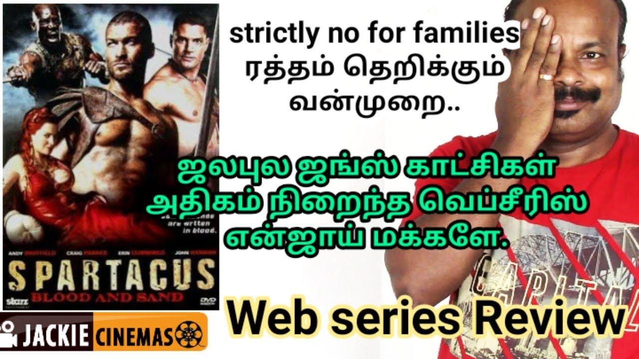 Download Spartacus American Webseries Review In Tamil By #Jackisekar   #Netflix   #Jackiecinemas