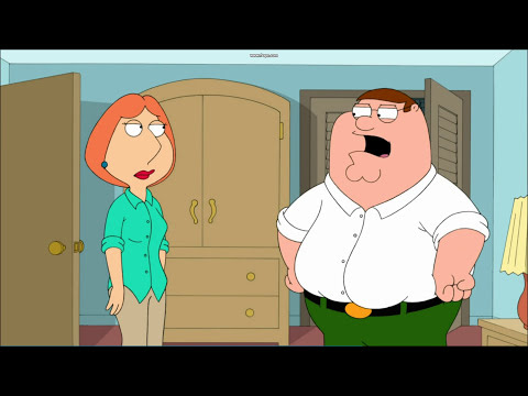 Family Guy: The Opposite of God.