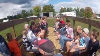 HAUNTED HAYRIDE conklin farm