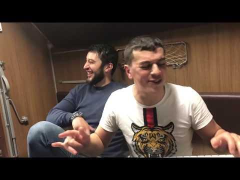 Сакит Самедов- в Вагоне поезда-Я пьян#туфлимуфли#япьян#сакитсамедов NEW COVER SONG 2019